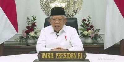 Wapres Ma'ruf Amin: Pemerintah Terus Dorong Pengembangan Vaksin Nasional, Termasuk Vaksin Nusantara