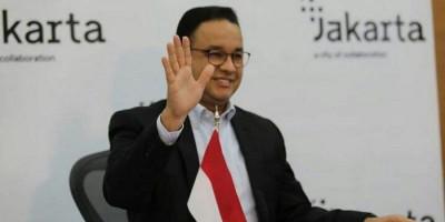 Anies Baswedan Sebut Vaksinasi di Jakarta Sudah 118 Persen