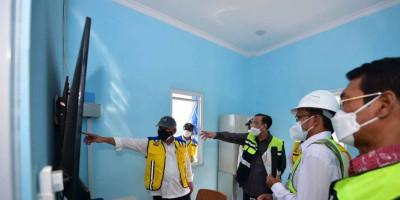 Bangun SPAM Bandar Lampung untuk Tingkatkan Layanan Air Minum, Menteri Basuki Targetkan Selesai Tahun 2022