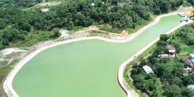 Kementerian PUPR Bangun Infrastruktur Pendidikan, Konektivitas, dan Ketahanan Air di Kalimantan Utara