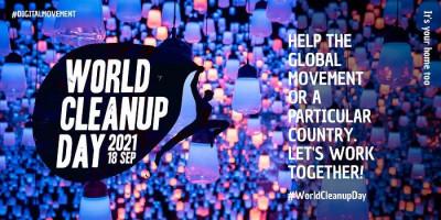 Lewat Webinar World Cleanup Day, WCD Blitar Ajak Masyarakat Peduli Sampah dan Lingkungan