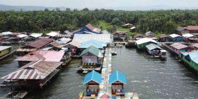 Dukung Pengembangan Kampung Wisata Sekitar Danau Sentani Papua