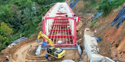 Menteri PUPR: Pulihkan Konektivitas Sulawesi Selatan Pasca Bencana Longsor