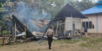 Polisi Dalami Aktor Intelektual di Balik Perusakan Masjid di Kalbar, 16 Orang Sudah Diamankan