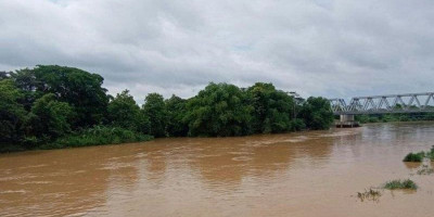 Sungai Bengawan Solo Tercemar Limbah Ciu, Ganjar Pranowo Sampai Turunkan Tim Khusus