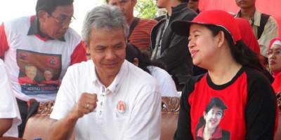 Popularitas dan Elektabilitas Ganjar Pranowo Jauh Ungguli Puan Maharani, Ini Sebabnya