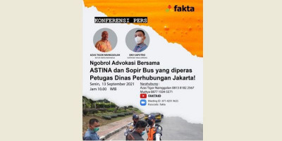 Ngobrol Bersama Sopir Bus yang Diperas Petugas Dishub Jakarta
