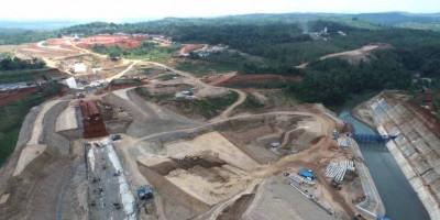 Bendungan Sadawarna Akan Layani Daerah Irigasi Seluas 4.500 Hektare