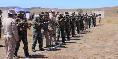 Marinir Indonesia Dikirim  Ikuti Latma Recon Exercise 21-I