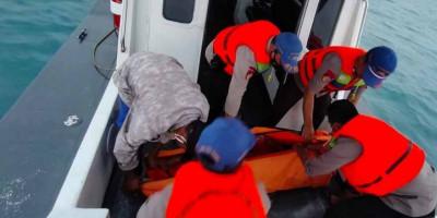 Kapal Nelayan Alami Kecelakaan Di Perairan Pulau Damar