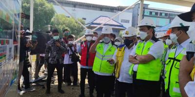 Kementerian PUPR Bersama Pemprov DKI Lanjutkan Program Pembangunan Tanggul Pantai
