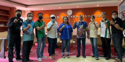 Atal S Depari: Tim JKW-PWI Wujudkan Kegiatan Positif Dunia Touring di Tanah Air