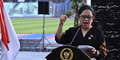 Puan: Jangan Gentar, Usir Kapal Perang China Dari Laut Natuna