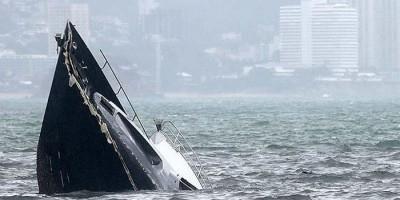 Kapal Pengayoman Tenggelam di Perairan Nusakambangan, Begini Penjelasan Kemenkumham