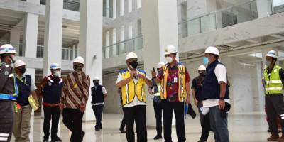 Kementerian PUPR Selesaikan Pembangunan Tahap II, UIII Siap Digunakan November 2021