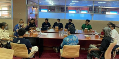 Tim Jelajah Kebangsaan Wartawan Matangkan Persiapan Turing Keliling Indonesia