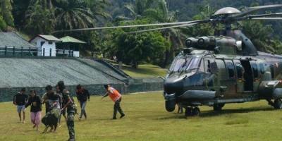 TNI Berhasil Evakuasi Nakes Korban Kekejaman KST dari Distrik Kiwirok