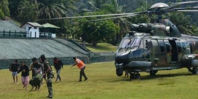 Polisi Jamin Keamanan Para Tenaga Kesehatan yang Bertugas di Papua