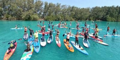 Seru! Menikmati Keindahan Kepulauan Seribu Sambil Olahraga Paddling
