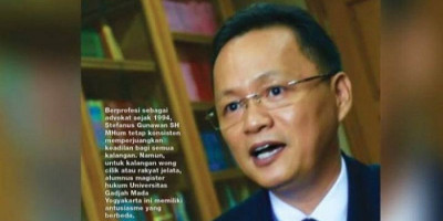 Ketua DPC Peradi SAI: Ada Hak Jawab Jika Suatu Pemberitaan Melanggar Kode Etik