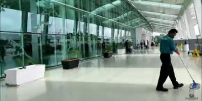 Sultan Aji Muhammad Sulaiman Sepinggan, Bandara Terbaik Asia Pasifik di Pulau Kalimantan