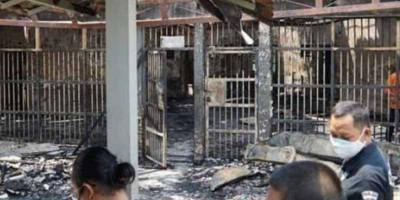 Sufmi Dasco: Soal Kebakaran Lapas Tangerang Serahkan Pada Aparat Penegak Hukum