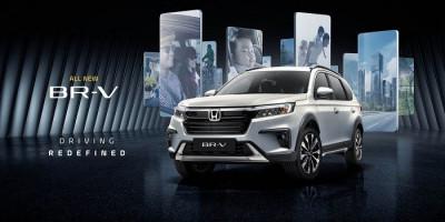 Honda BR-V 2021 Sudah Bisa Dipesan, Ini Harganya