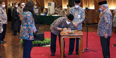 Menteri Basuki Kembali Tekankan 4 Fundamental Membentuk Pribadi Berintegritas