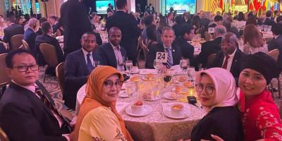 Mewakili Menteri KKP, Prof Rokhmin Dahuri Jadi Keynote Speaker di Washington DC