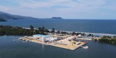 Konstruksi Rampung, Venue Dayung Digunakan Tes Even Jelang Pembukaan PON XX Papua