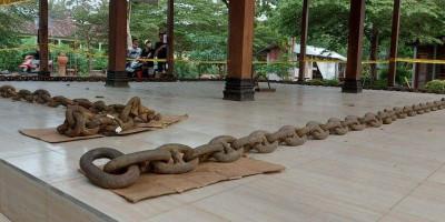 Kekuatan Mistis Rantai Besi dari Sungai Progo Terhubung dengan Kanjeng Ratu Kidul