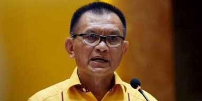 Lodewijk Paulus Jadi Calon Kuat Pengganti Azis Syamsuddin Sebagai Wakil Ketua DPR RI