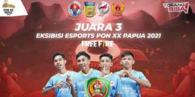 Team Esports Devisi Free Fire Maluku Singkirkan Lawan Tangguh