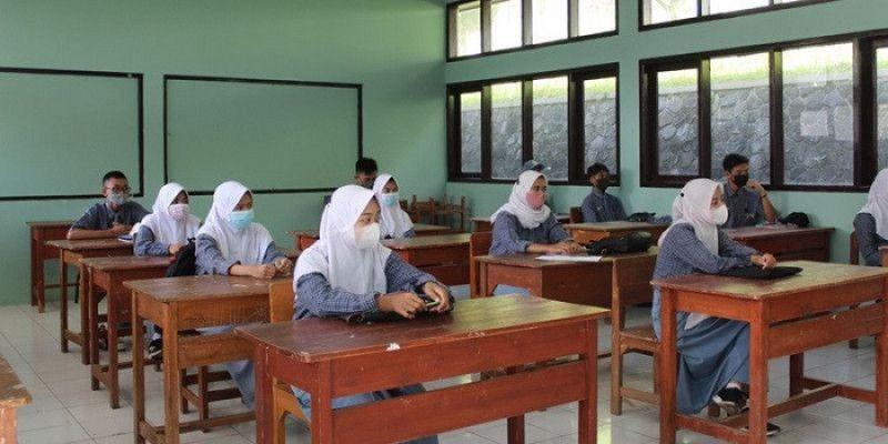 Pembelajaran Tatap Muka di 1.509 Sekolah Jakarta Ditunda, Ini Penyebabnya