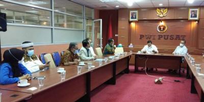 Kerjasama PWI Pusat, Komunitas Hipnotis Gelar Sosialisasi dan Pelatihan Hipnotis