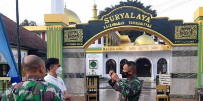 Danlanmar Jakarta Kembali Datangi Ponpes Suryalaya