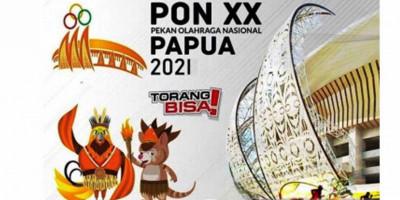 Klasemen PON XX Papua, Perolehan Medali Hari Ini