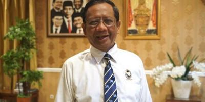 Kata Mahfud MD, Jokowi Sebut Demokrat Kubu Moeldoko Tak Boleh Disahkan