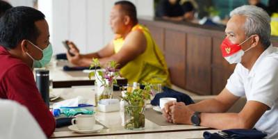 Hadiri Toraja Highland Festival, Ganjar: Saya Penggemar Kopi Toraja