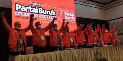 Partai Buruh Lahir Kembali, Ketum Lama Jadi Ketua Badan Pendiri, Said Iqbal Jabat Presiden