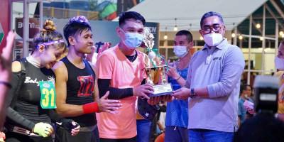 Lewat Zumba Party and Aerobic Competition Optimistis Bangkit dari Pandemi Covid-19