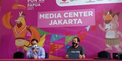 Dukung Sukses Penyelenggaraan PON XX, UMKM Alkes Bantu APD Nakes di Papua