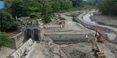 Kementerian PUPR Percepat Rehabilitasi dan Rekonstruksi Pascabencana Banjir Bandang NTT