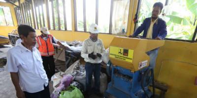 Lebihi Target, Program Padat Karya Pengelolaan Sampah Permukiman Kementerian PUPR Serap 4.098 Tenaga Kerja