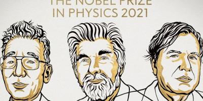 Tiga Fisikawan Penerima Anugerah Nobel 2021