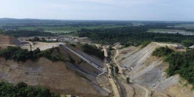 Kementerian PUPR Targetkan Bendungan Rukoh Aceh Rampung 2023