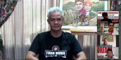 Dituding Menjajah Tanah Papua, Popularitas Ganjar Pranowo Semakin Naik