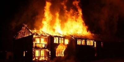 Gudang Logistik RS TNI AL Dilalap Api, Tidak Ada Korban
