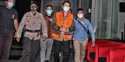 Azis Syamsuddin Bungkam soal Bekingnya di KPK