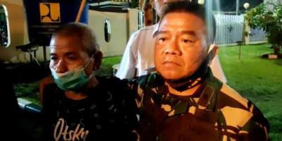 Brigjen TNI Junior Tumilaar, Junior Dalam Kepangkatan Senior Dalam Kejuangan